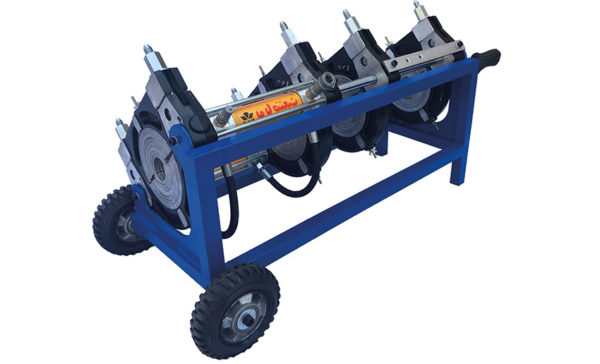 دستگاه جوش پلی اتیلن تمام هیدرولیک ۱۶۰-۵۰ میلیمتر ( Full صادراتی)