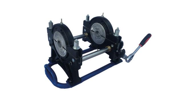 دستگاه جوش پلی اتیلن پرتابل 50-160 میلیمتر (دوفک گیربکسی دستی)