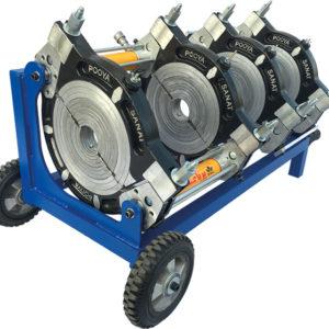دستگاه جوش پلی اتیلن نیمه هیدرولیک 63-250 میلیمتر(Full فشار قوی)