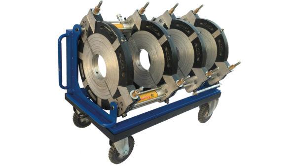 دستگاه جوش پلی اتیلن نیمه هیدرولیک 160-400 میلیمتر(Full فشارقوی)