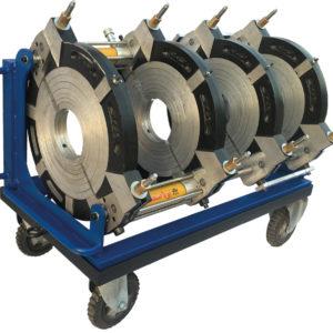 دستگاه جوش پلی اتیلن تمام هیدرولیک ۱۶۰-۴۰۰