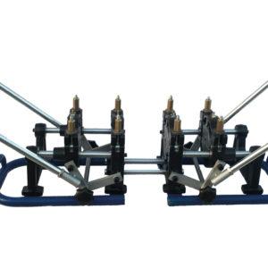 دستگاه جوش پلی اتیلن دستی 32-110 میلیمتر رایزرزن