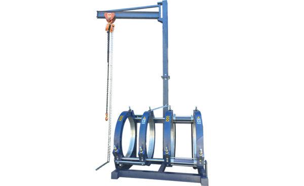 دستگاه جوش پلی اتیلن تمام هیدرولیک ۸۰۰-۴۰۰