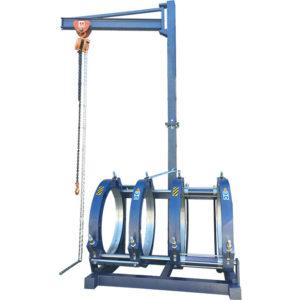 دستگاه جوش پلی اتیلن تمام هیدرولیک 315-630 میلیمتر (Full صادراتی)